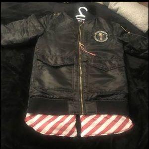America Hood Jacket